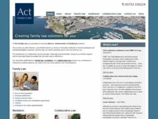 Plymouth Solicitors ACT Family Law