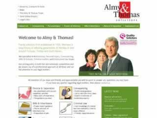 Torquay Solicitors Almy & Thomas