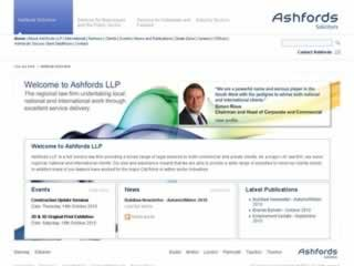 Exeter Solicitors Ashfords