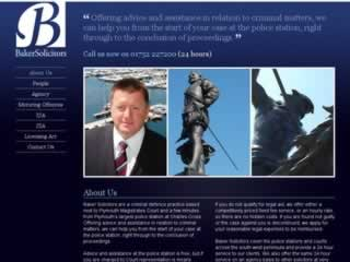 Plymouth Solicitors Baker Solicitors
