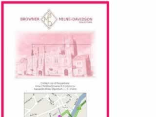 Tavistock Solicitors Browner Milne-Davidson