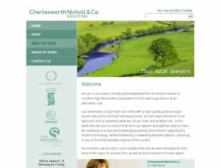 Crediton Solicitors Charlesworth Nicholl