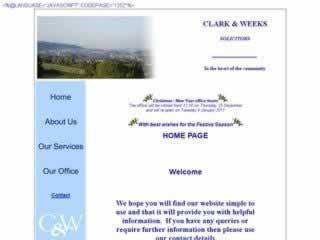 Plympton Solicitors Clark & Weeks