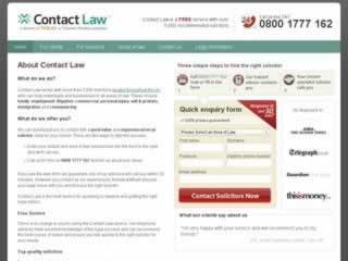 Plympton Solicitors Contact Law