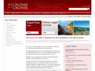 Exeter Solicitors Crosse & Crosse