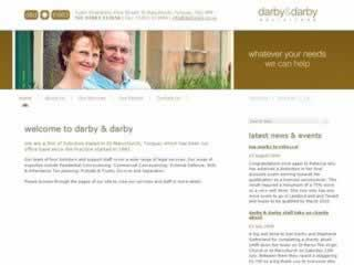 Darby & Darby Solicitors Torquay Solicitors