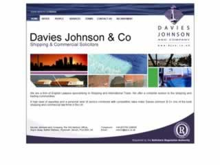 Plymouth Solicitors Davies, Johnson & Co