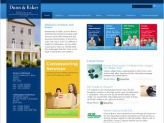 Exeter Solicitors Dunn & Baker