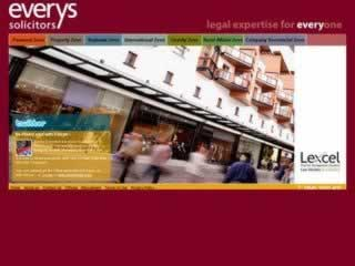 Everys Solicitors Ottery St. Mary Solicitors