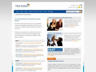 Exeter Solicitors Foot Anstey