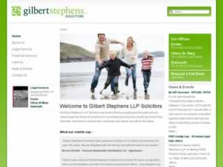 Gilbert Stephens Solicitors Sidmouth Solicitors