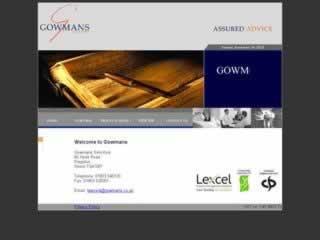 Gowmans Paignton Solicitors
