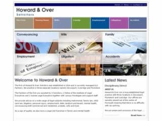 Plymouth Solicitors Howard & Over