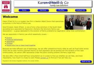 Newton Abbot Solicitors Karen O'Neill & Co