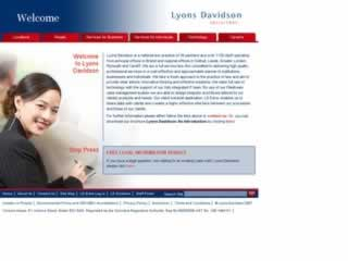 Plymouth Solicitors Lyons Davidson
