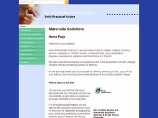 Plymouth Solicitors Marshalls Solicitors