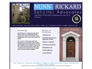 Nunn Rickard Solicitor Advocates Exeter Solicitors