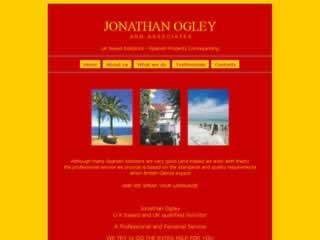 Jonathan Ogley Spanish Property Law Exeter Solicitors
