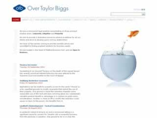 Over Taylor Biggs Exeter Solicitors