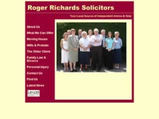 Roger Richards Solicitors Paignton Solicitors