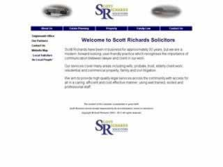 Scott Richards Teignmouth Solicitors