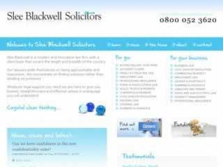 Slee Blackwell Bideford Solicitors