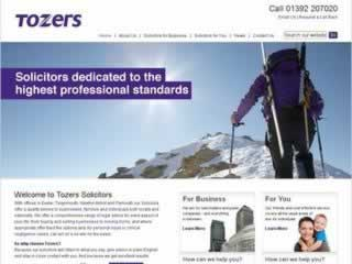 Exeter Solicitors Tozers