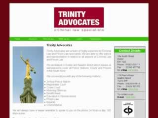 Exeter Solicitors Trinity Advocates