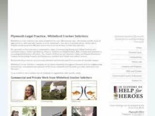 Whiteford Crocker Plympton Solicitors